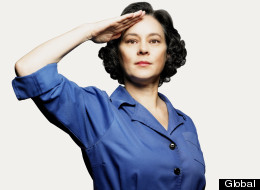 11 Questions For 'Bomb Girls' Meg Tilly