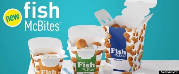 FISH MCBITES