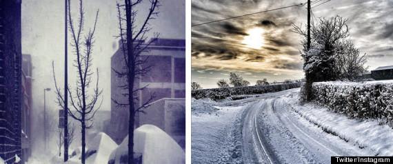 SNOW PICS INSTAGRAM