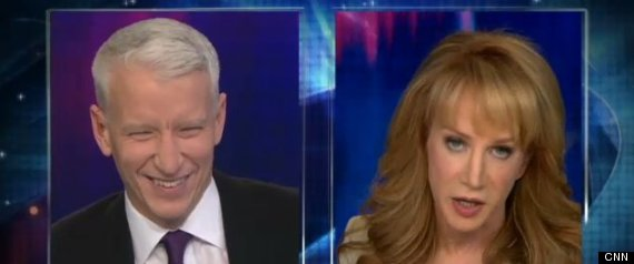 ANDERSON COOPER KATHY GRIFFIN