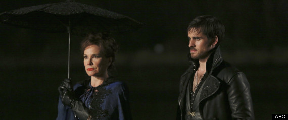 ONCE UPON A TIME JANUARY PREMIERE