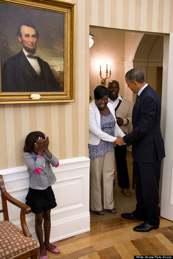 tears of joy obama