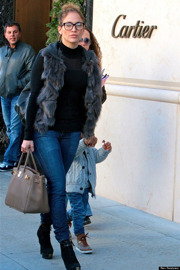 Jennifer Lopez Casual Style 2013 Images Galleries With A Bite