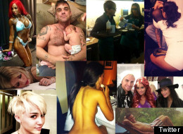 Best Celeb Twitpics Of 2012