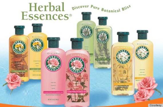 Herbal essences orgasm