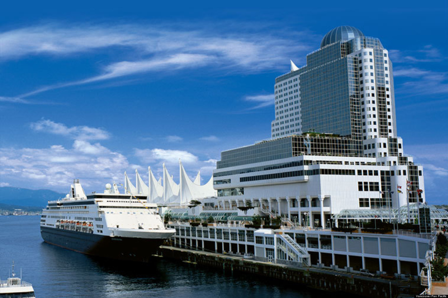 Best Hotels In Canada 2012 British Columbian Hotels Take Top Honours