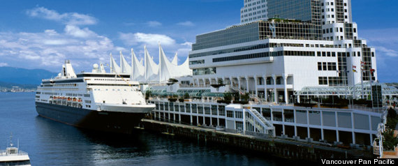 BEST CANADIAN HOTELS 2012