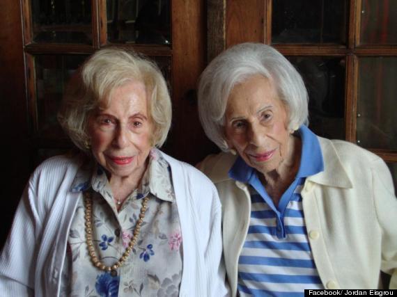 oldest living twins
