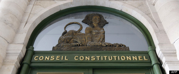 TAXE 75 CONSEIL CONSTITUTIONNEL