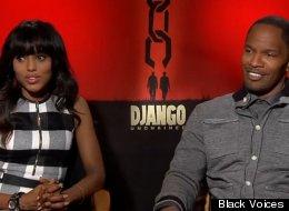 WATCH: Kerry Washington: 'Django Is The Ultimate Hero'