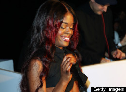 Rapper Azealia Banks