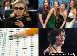 The 24 Best Moments For Women In 2012