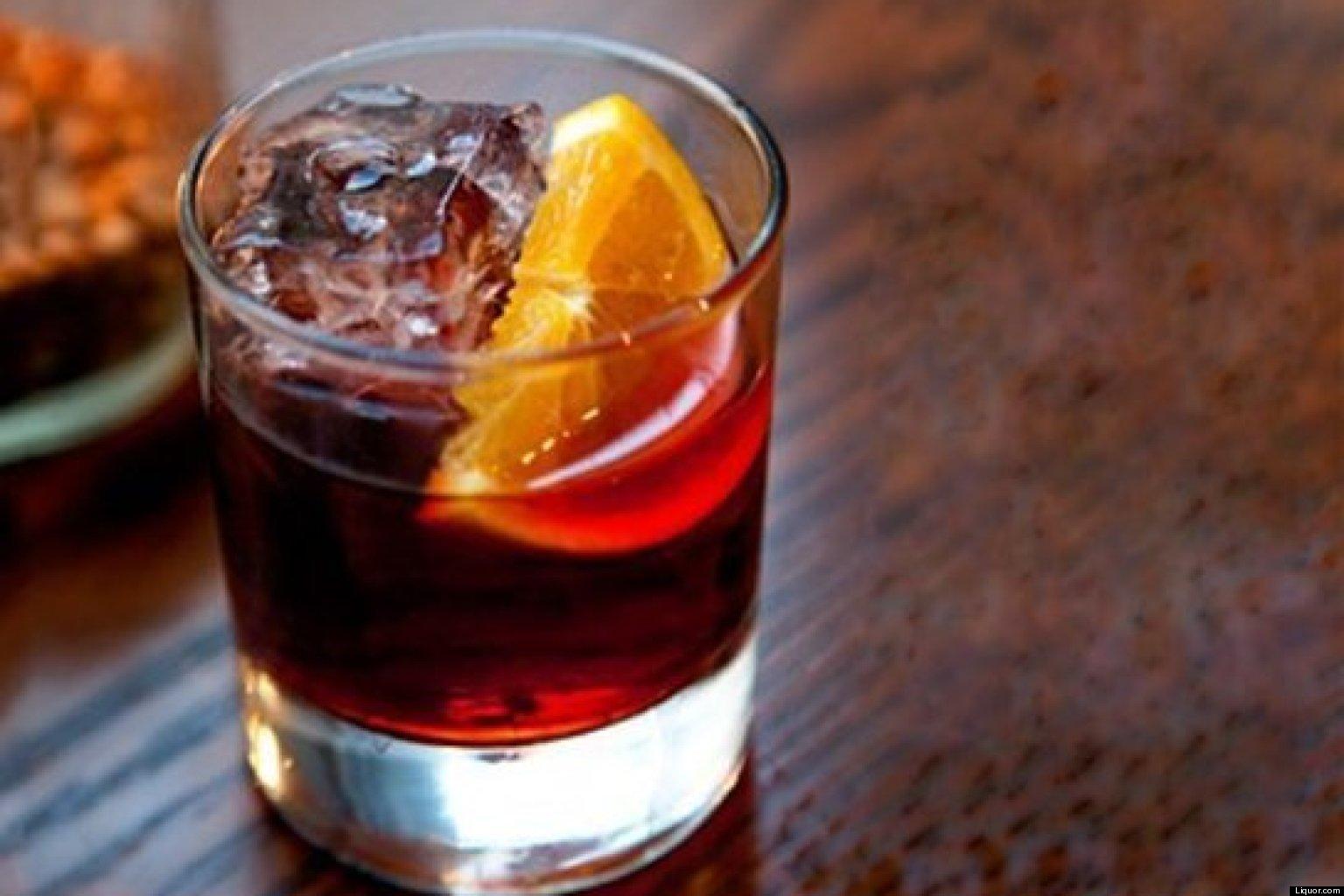 Craft Cocktail Negroni