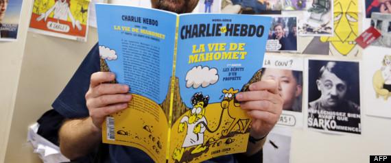 CHARLIE HEBDO BD HALAL