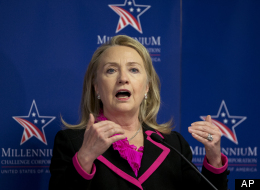 Hillary Clinton Blood Clot