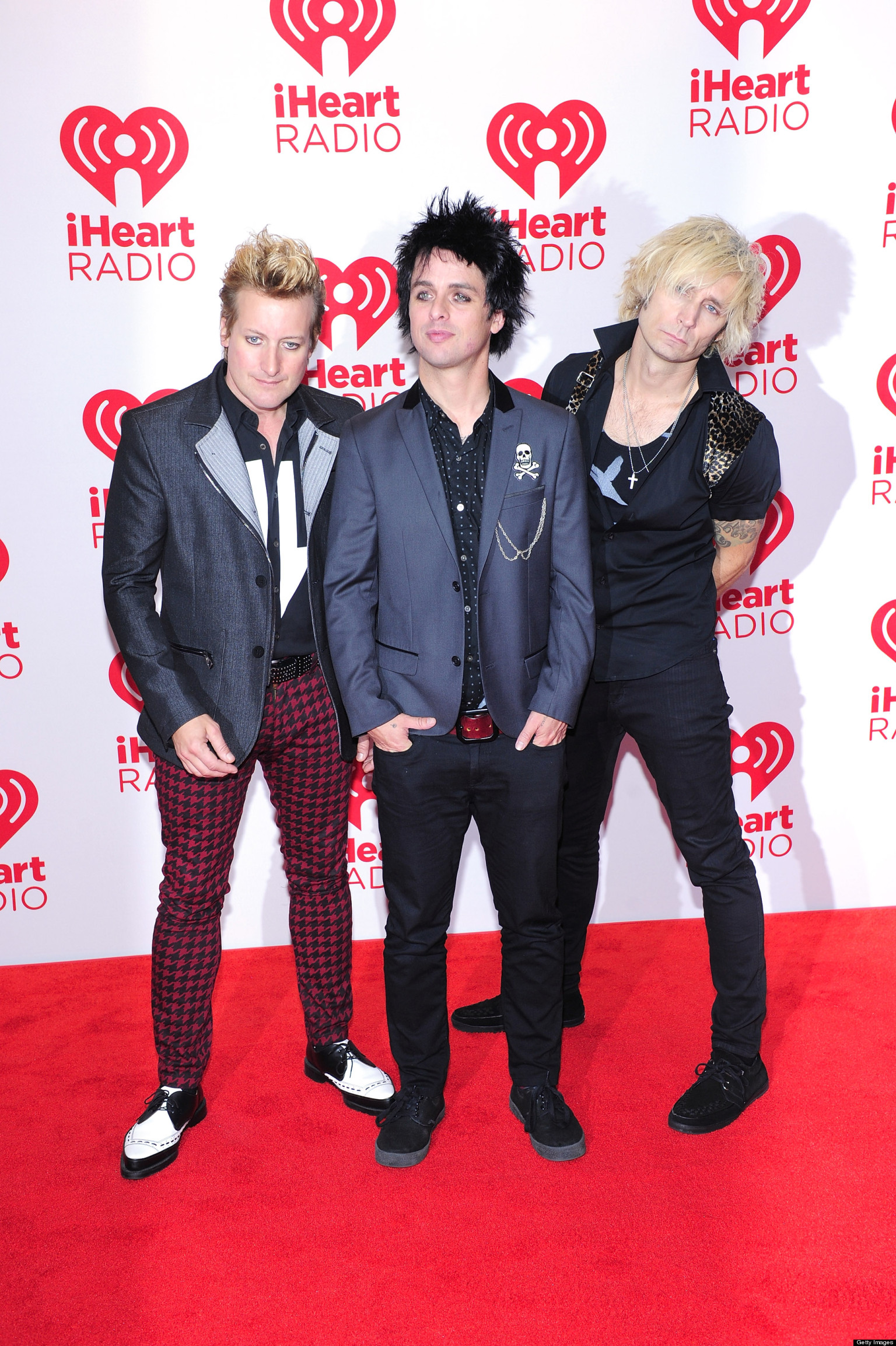 green day tour billie joe armstrong announces shows after rehab huffpost. Black Bedroom Furniture Sets. Home Design Ideas