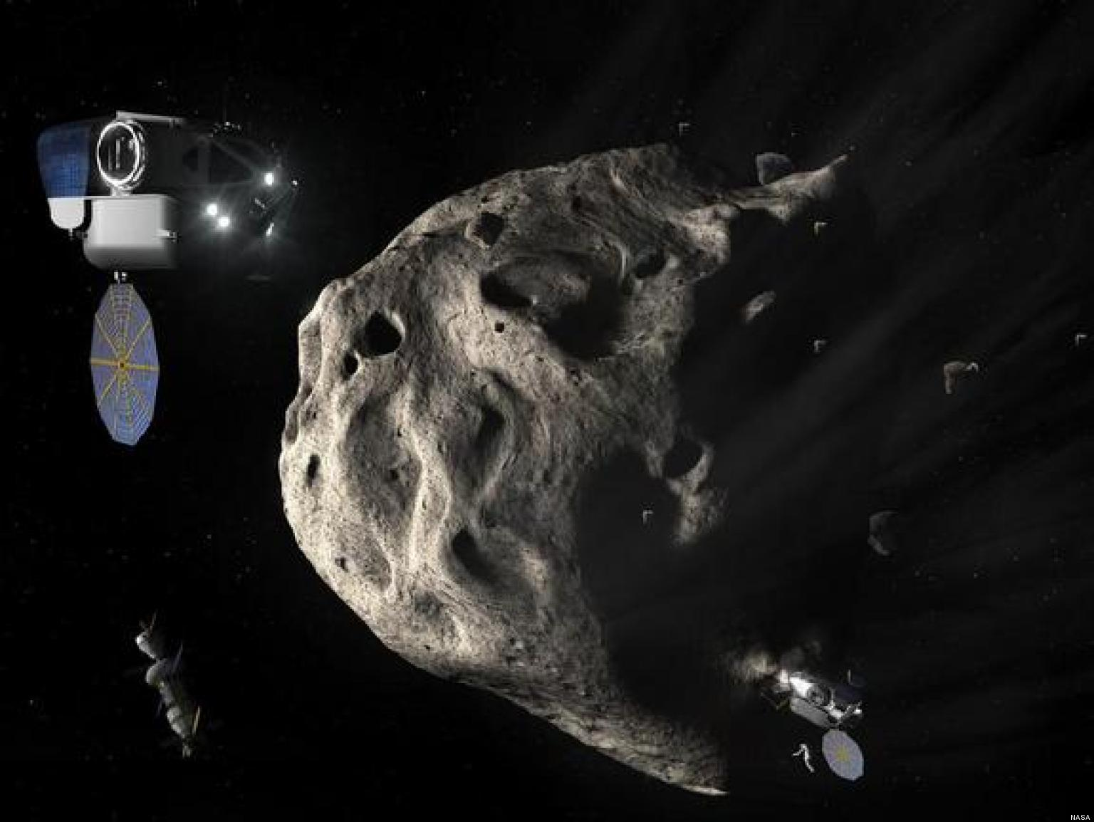 NASA Asteroid Mission Said To Lack Broad Public Support ...