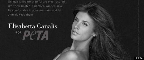 SEXIEST PETA ADS 2012