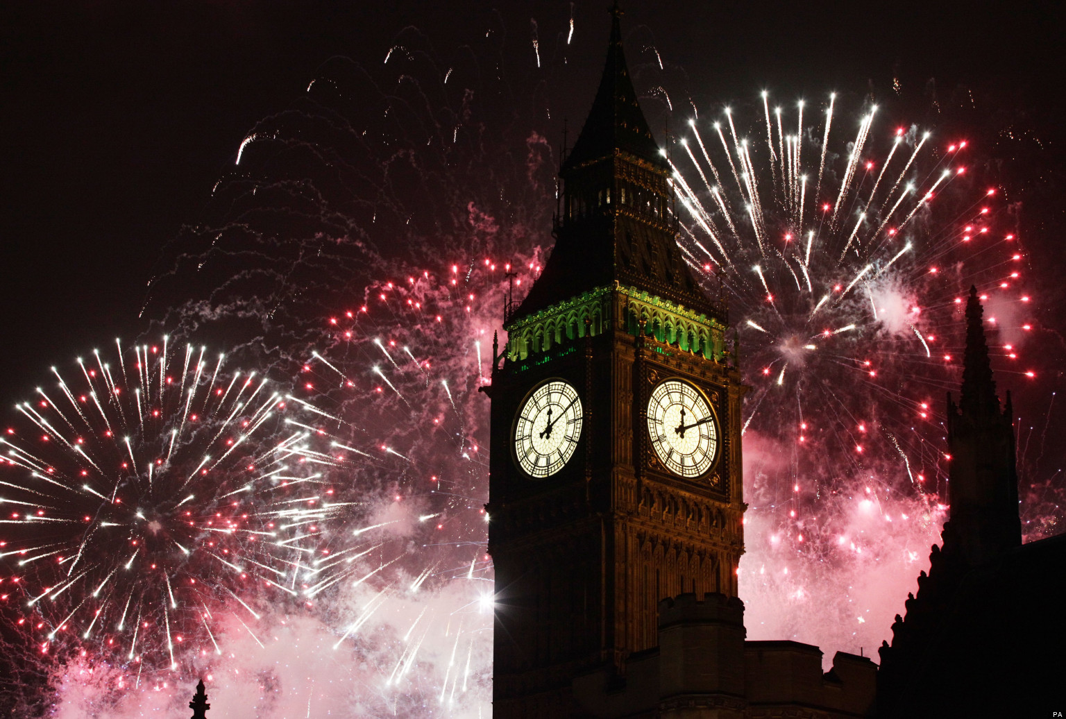 Best New Years Eve Celebrations