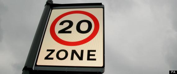 20MPH ZONES