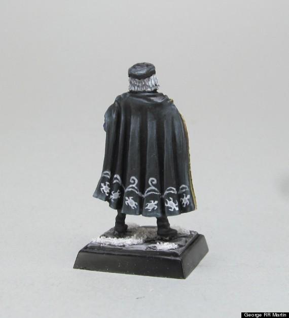 george rr martin figurine