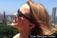 Snip Snip: Kylie Minogue Shows Off New Hairdo
