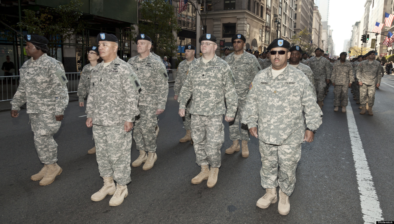 Army Of Us: Latinos In The U.S. Military: A Growing Hispanic Army