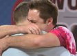 Scott Norton, Gay Professional Bowler, Kisses Husband Craig Woodward In ESPN Broadcast