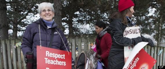 BILL 115 ONTARIO TEACHERS
