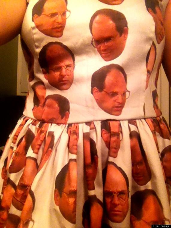 george costanza dress