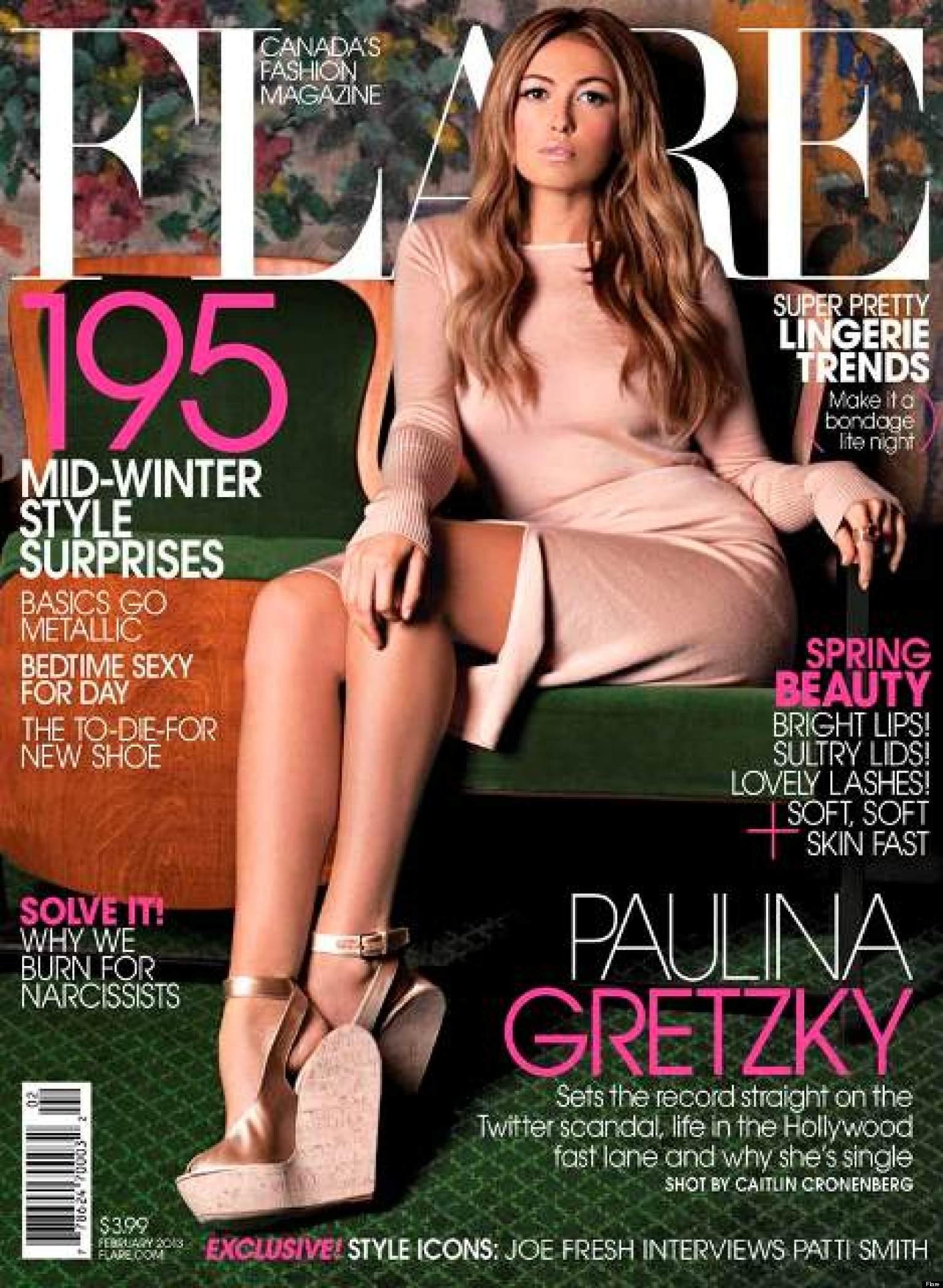 Paulina gretzky porn