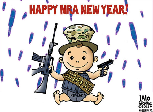 nra new year