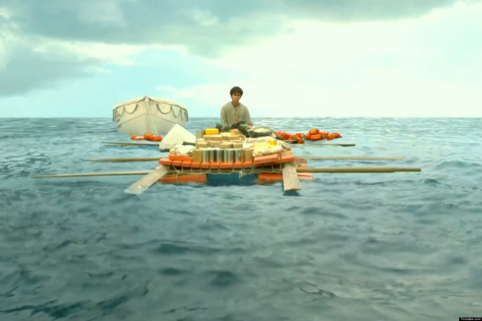 a psychological analysis of the life of pi a movie by ang lee In his 2012 movie adaptation of life of pi, director ang lee takes martel's work more seriously than one takes the sats, and he delivers a movie as close to the spirit and text of the book as he possibly can.