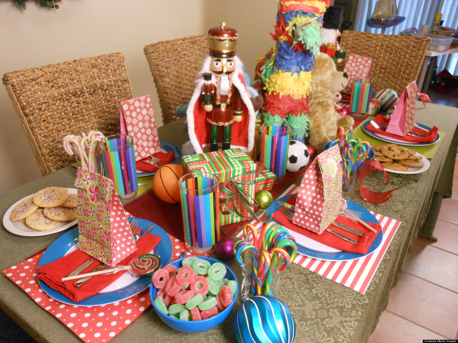 c mo decorar tu mesa para los reyes magos fotos huffpost