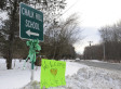 Sandy Hook Elementary School Students Face First Day Of Classes Since Shooting