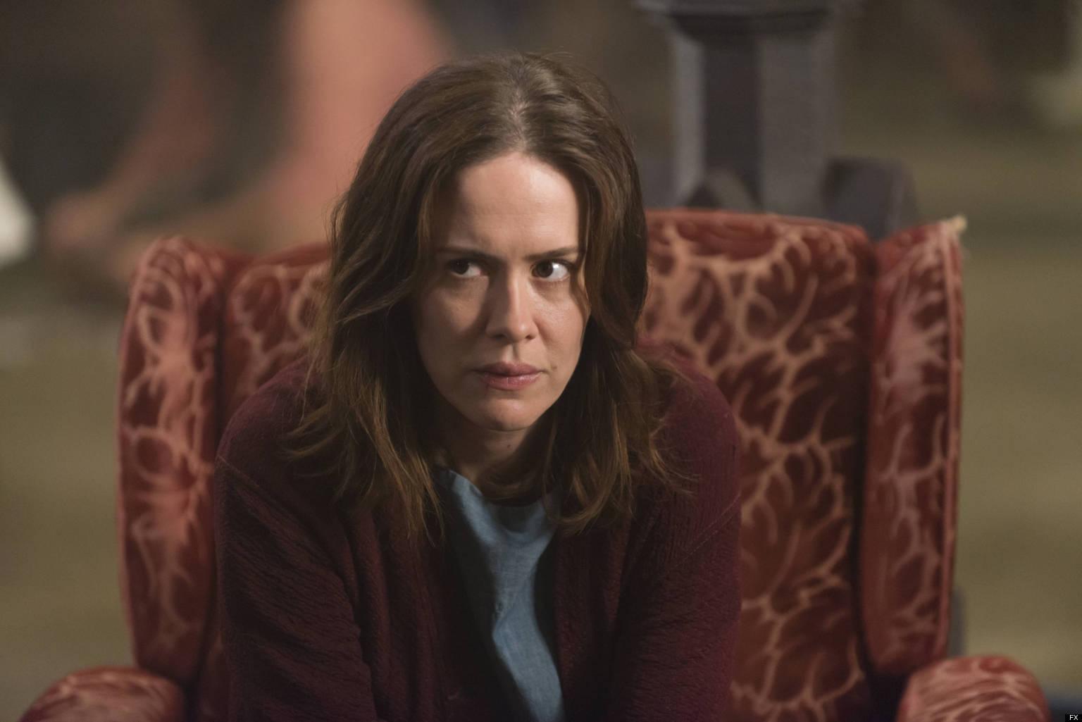 'American Horror Story: Asylum' Recap: 'The Name Game ... American Horror Story