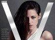 Kristen Stewart Covers V Magazine, Says She 'Loves People,' & Is 'Comfortable Being Unafraid'