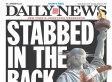 New York Daily News' John Boehner Cover Blasts House Speaker Over Sandy Aid (PHOTO)