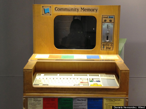 community memory terminal
