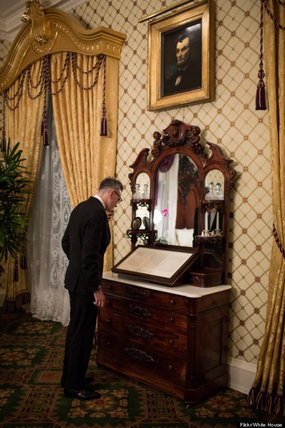daniel day lewis white house