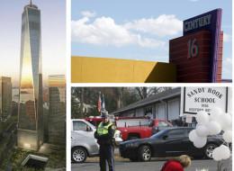 Newtown, Aurora, World Trade Centrer, Heysel... comment faire renaître le lieu d'un drame