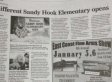 Stamford Advocate Runs Large Gun Ad Next To Sandy Hook Story On Students' First Day Back (PHOTO)