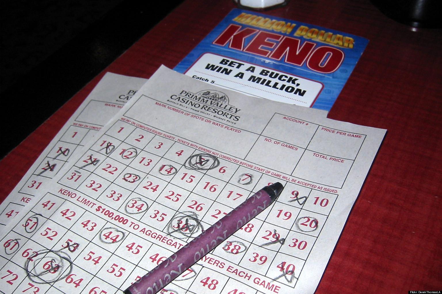 Keno Lotterie