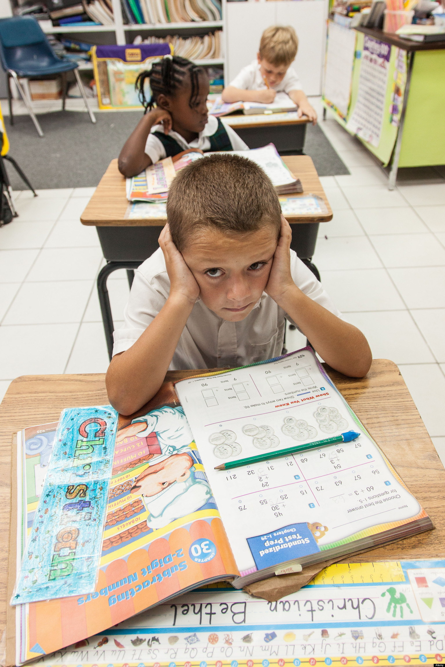 Elementary School Bias Against Boys Sets Them Up For ...