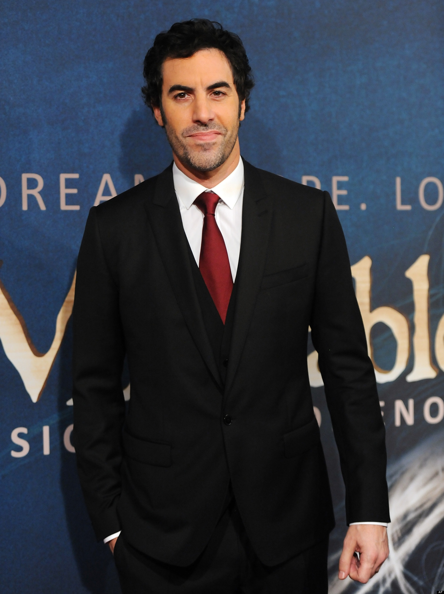 sacha baron cohen movies list