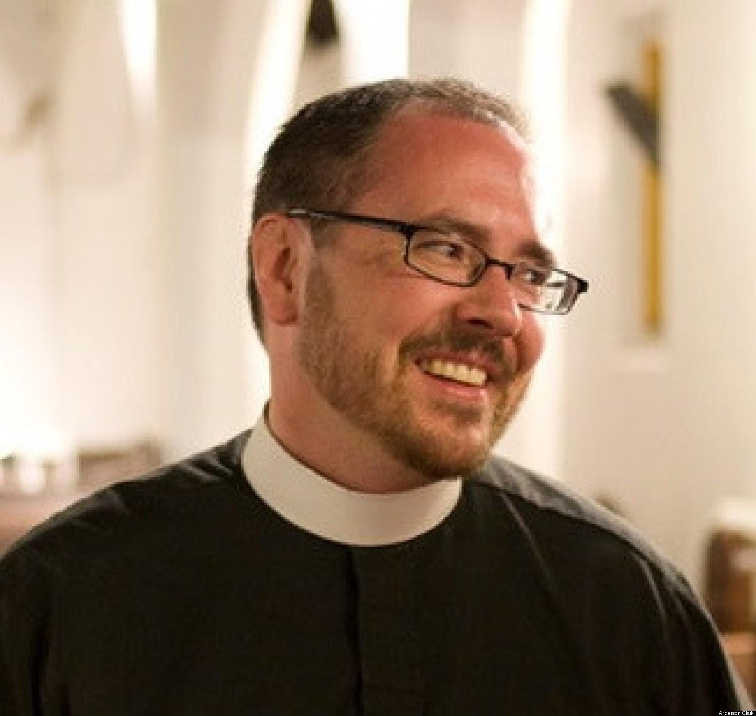 from Austin episcopalian gay priest