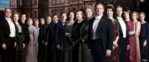 DOWNTON ABBEY SEASON 3 SPOILERS