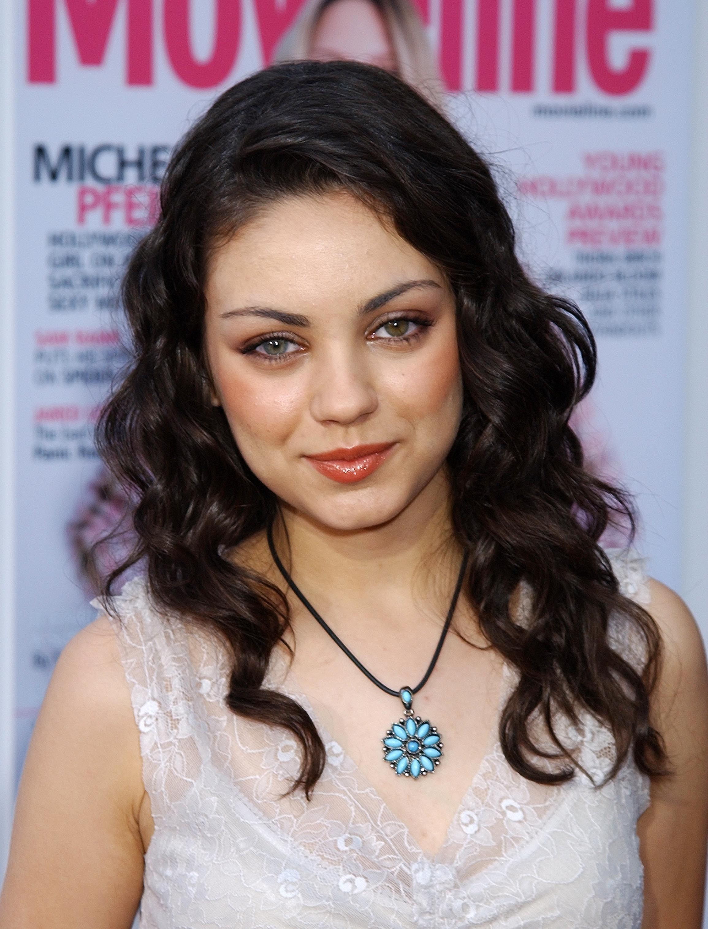 Mila Kunis Before She Was The Sexiest Woman Alive Photo Huffpost
