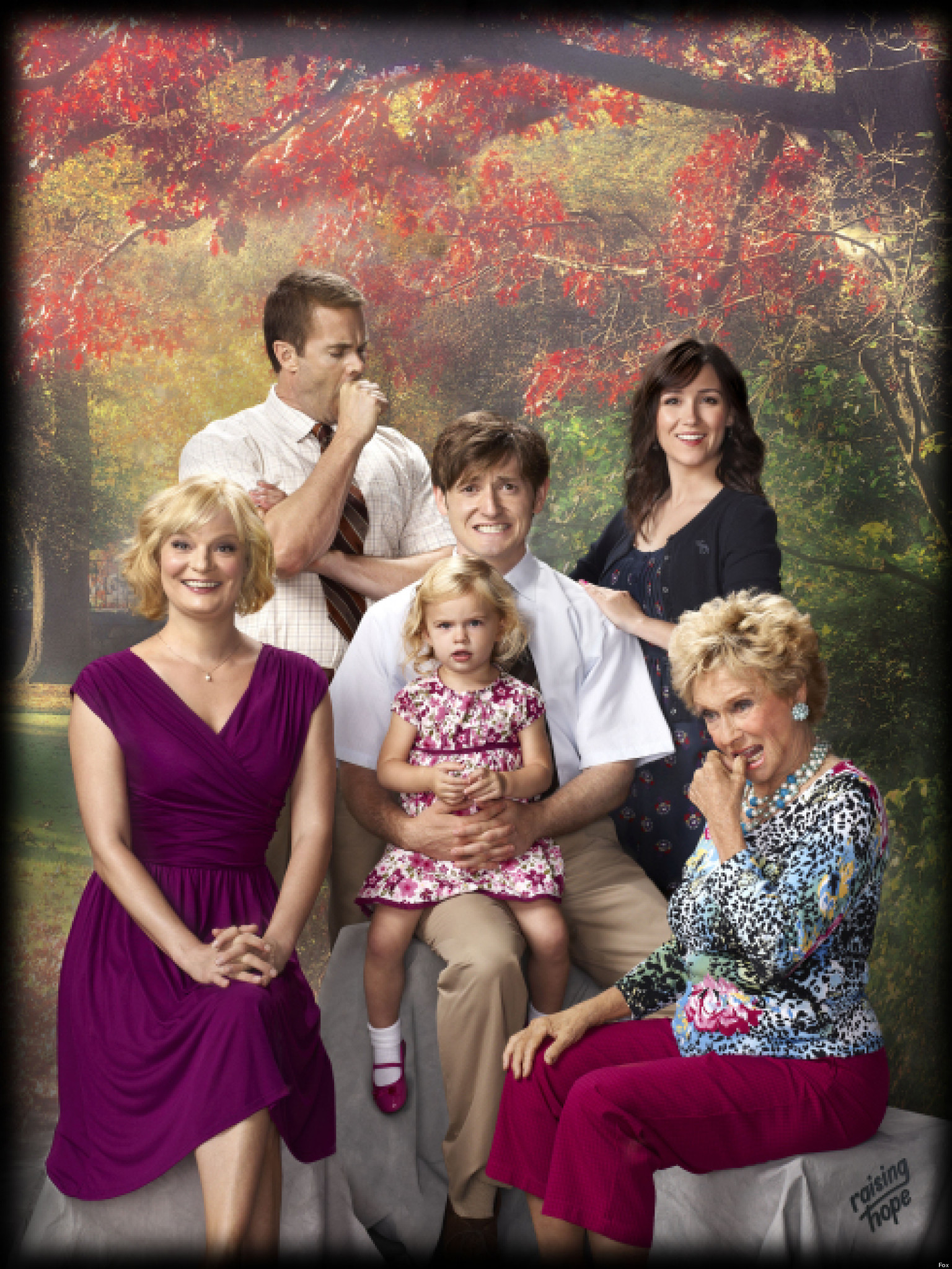 'Raising Hope' To Feature 'Yes, Dear' Reunion And More ... Raising Hope