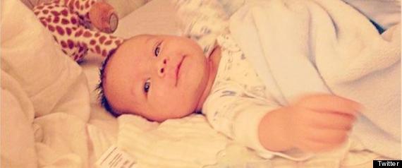 TAMERA MOWRY BABY